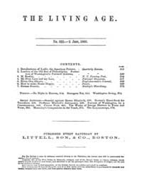 The Living Age : Volume 65, Issue 835, J... by The Living Age Company