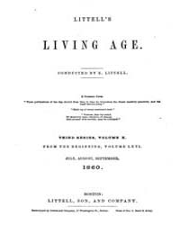 The Living Age : Volume 66, Issue 840, J... by The Living Age Company