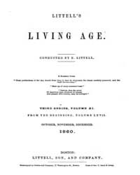 The Living Age : Volume 67, Issue 853, O... by The Living Age Company