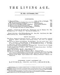 The Living Age : Volume 67, Issue 865, D... by The Living Age Company