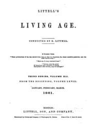 The Living Age : Volume 68, Issue 866, J... by The Living Age Company