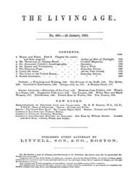 The Living Age : Volume 68, Issue 868, J... by The Living Age Company