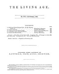 The Living Age : Volume 68, Issue 872, F... by The Living Age Company