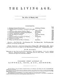 The Living Age : Volume 68, Issue 875, M... by The Living Age Company