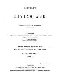 The Living Age : Volume 69, Issue 879, A... by The Living Age Company