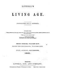 The Living Age : Volume 70, Issue 892, J... by The Living Age Company