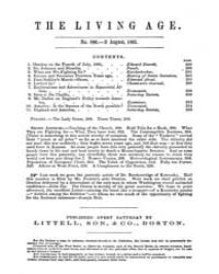 The Living Age : Volume 70, Issue 896, A... by The Living Age Company