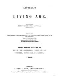 The Living Age : Volume 71, Issue 905, O... by The Living Age Company