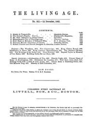 The Living Age : Volume 71, Issue 915, D... by The Living Age Company