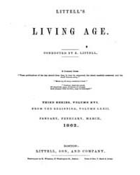 The Living Age : Volume 72, Issue 918, J... by The Living Age Company