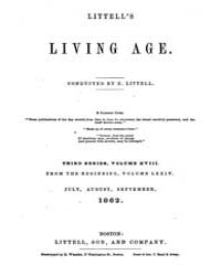 The Living Age : Volume 74, Issue 944, J... by The Living Age Company