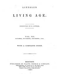 The Living Age : Volume 7, Issue 73, Oct... by The Living Age Company