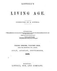 The Living Age : Volume 86, Issue 1101, ... by The Living Age Company
