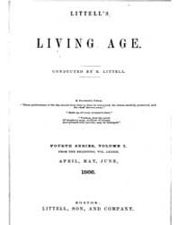 The Living Age : Volume 89, Issue 1140, ... by The Living Age Company