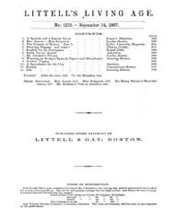 The Living Age : Volume 94, Issue 1215, ... by The Living Age Company