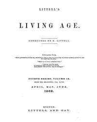 The Living Age : Volume 97, Issue 1244, ... by The Living Age Company