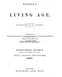 The Living Age : Volume 98, Issue 1257, ... by The Living Age Company