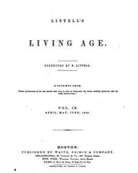The Living Age : Volume 9, Issue 99, Apr... by The Living Age Company