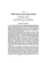 The New-england Magazine : Volume 0001, ... by J. T. and E. Buckingham