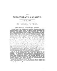 The New-england Magazine : Volume 0002, ... by J. T. and E. Buckingham