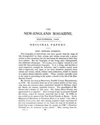 The New-england Magazine : Volume 0005, ... by J. T. and E. Buckingham