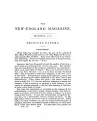 The New-england Magazine : Volume 0009, ... by J. T. and E. Buckingham