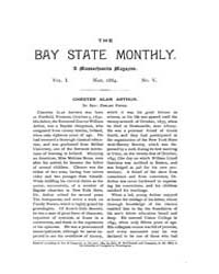 The Bay State Monthly : Volume 0001, Iss... by John N. McClintock and Co.