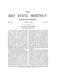 The Bay State Monthly : Volume 0002, Iss... by John N. McClintock and Co.