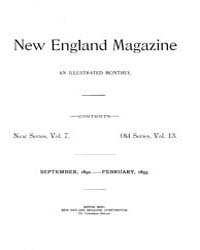 The New England Magazine : Volume 0013, ... by New England Magazine Co