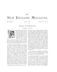 The New England Magazine : Volume 0014, ... by New England Magazine Co