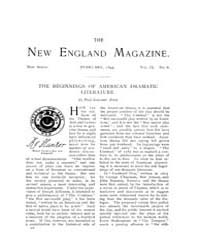 The New England Magazine : Volume 0015, ... by New England Magazine Co