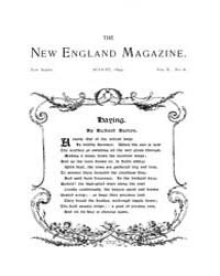 The New England Magazine : Volume 0016, ... by New England Magazine Co