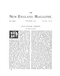 The New England Magazine : Volume 0019, ... by New England Magazine Co