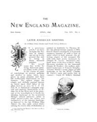 The New England Magazine : Volume 0020, ... by New England Magazine Co