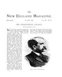 The New England Magazine : Volume 0020, ... by New England Magazine Co