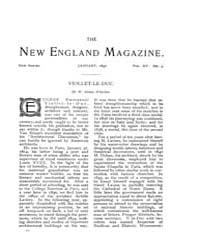 The New England Magazine : Volume 0021, ... by New England Magazine Co