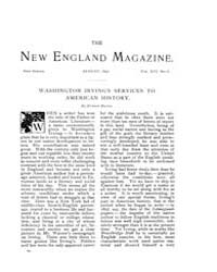 The New England Magazine : Volume 0022, ... by New England Magazine Co