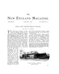 The New England Magazine : Volume 0023, ... by New England Magazine Co