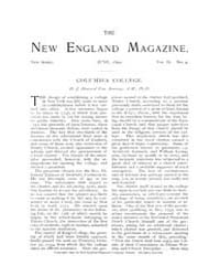 The New England Magazine : Volume 0008, ... by New England Magazine Co