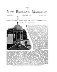 The New England Magazine : Volume 0009, ... by New England Magazine Co