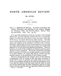 The North American Review : Volume 0100,... by University of Northern Iowa