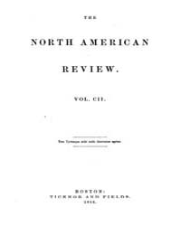 The North American Review : Volume 0102,... by University of Northern Iowa
