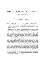 The North American Review : Volume 0121,... by University of Northern Iowa