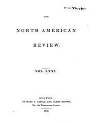 The North American Review : Volume 0071,... by University of Northern Iowa