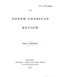 The North American Review : Volume 0073,... by University of Northern Iowa