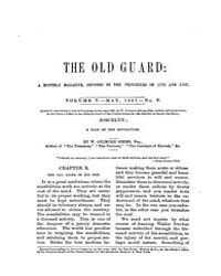The Old Guard : Volume 0005, Issue 5 May... by C. Chauncey Burr and Co