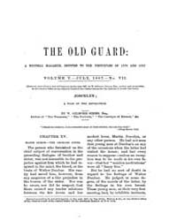 The Old Guard : Volume 0005, Issue 7 Jul... by C. Chauncey Burr and Co