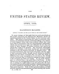 The United States Democratic Review : Vo... by J. and H. G. Langley