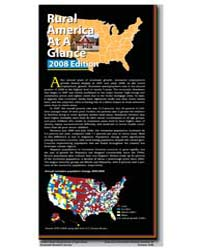 Rural America at a Glance, 2008 Edition by Kusmin, Lorin