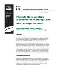 Flexible Conservation Measures on Workin... Volume Number 5 by Cattaneo, Andrea